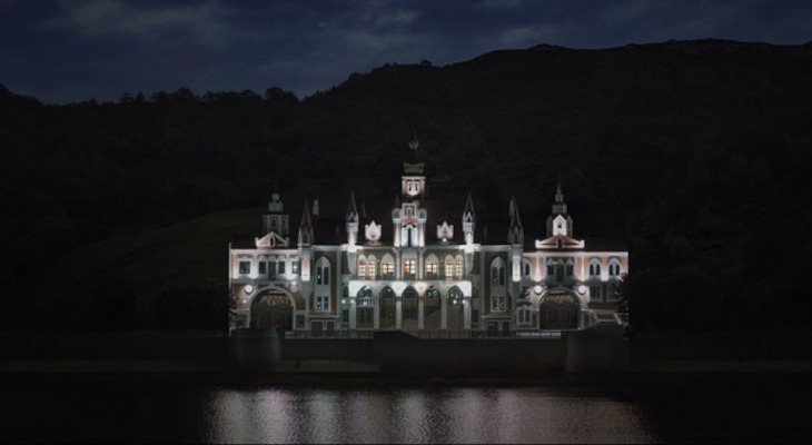 «Замок» Йошкар-Олы засветился в клипе казанской группы «Прогульщики»