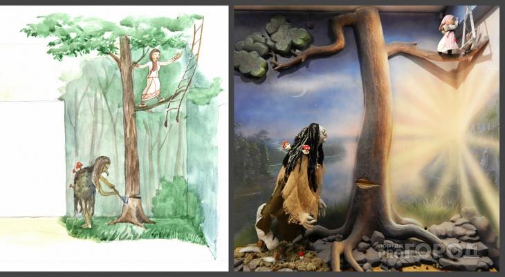 Музей марийской сказки откроют во время «ночи музеев» в Йошкар-Оле