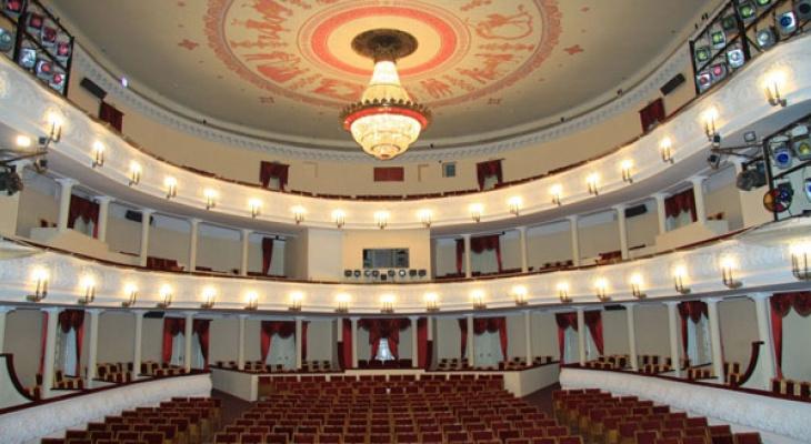 Театр Шкетана в Йошкар-Оле отреставрируют за 6 миллионов рублей