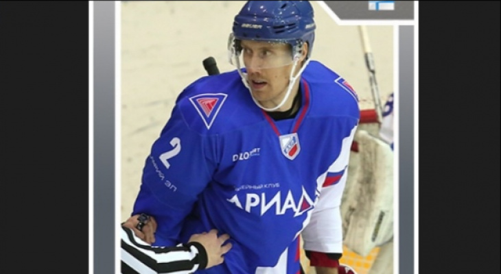 Хоккеист, принесший победу Финляндии на Чемпионате мира, жил в Ледовом Дворце в Марий Эл