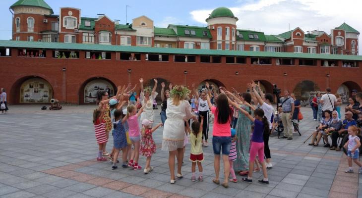 Йошкаролинцы отметят «Международный день соседей»
