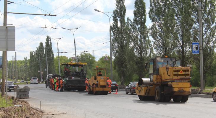 Стали известны участки дороги на Ленинском проспекте, которые на очереди для ремонта