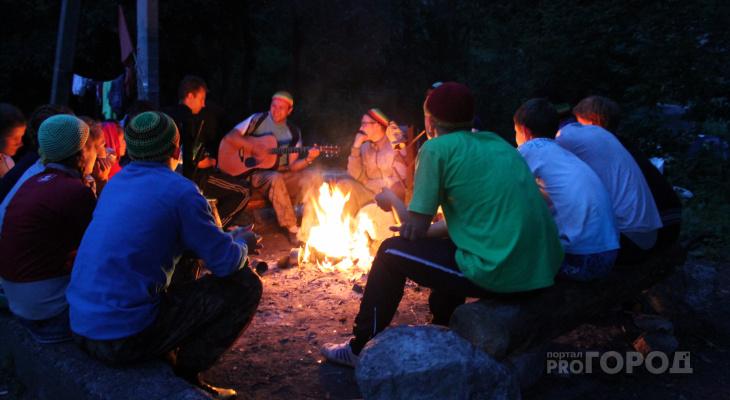Более 17 тысяч детей из Марий Эл отдохнут в лагере летом