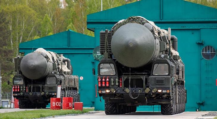 В Йошкар-Оле встанет на дежурство еще один ракетный комплекс «Ярс»