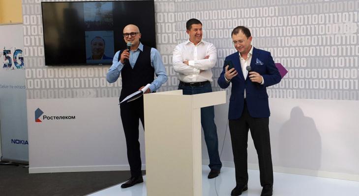 Мобильный оператор Tele2 сообщает о первом в России видеозвонке 5G абонентом Tele2. Звонок состоялся в Санкт-Петербурге накануне ПМЭФ-2019 и ознаменовал первое практическое применение технологии в стране.