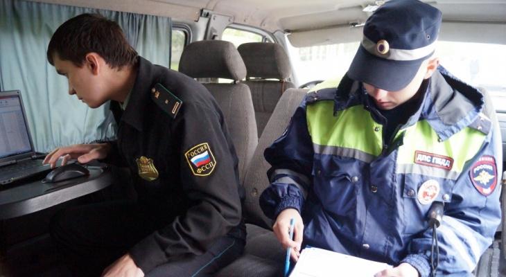 Рейд в Марий Эл: водителей и пассажиров «пробьют» на штрафы