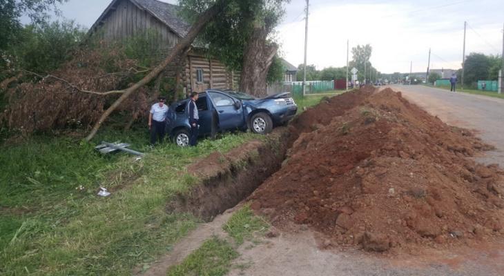 Стали известны подробности ДТП, где автоледи сбила семью в Марий Эл
