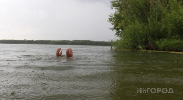 Трагедия в Йошкар-Оле: в Малой Кокшаге утонули двое мужчин