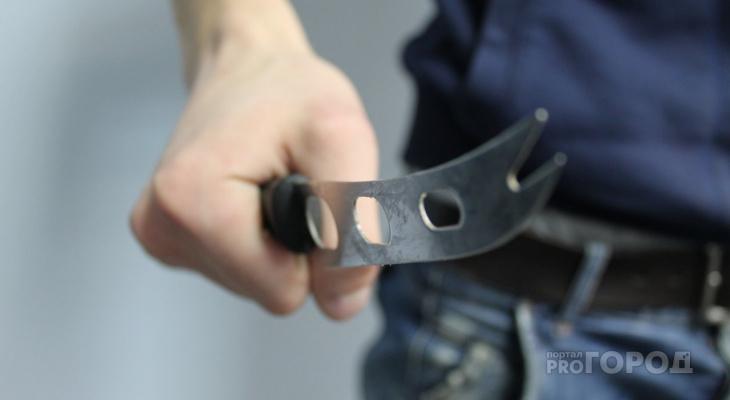 ШОК! Житель Марий Эл случайно убил товарища одним ударом ножа
