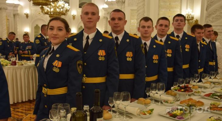 Йошкаролинка получила золотую медаль от Владимира Путина
