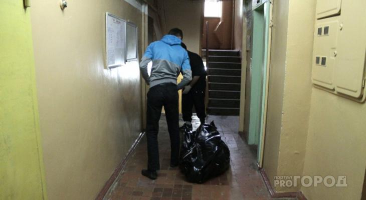 Жесть! В пригороде Йошкар-Олы на Чехова соседи нашли тело мужчины по запаху