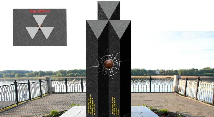 В Марий Эл на новой набережной появятся сразу два памятника