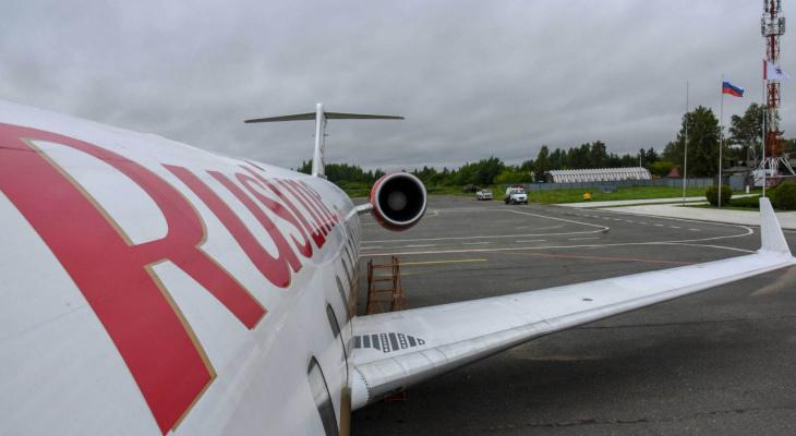 Йошкар-Ола-Москва: авикомпания скорректировала расписание полетов