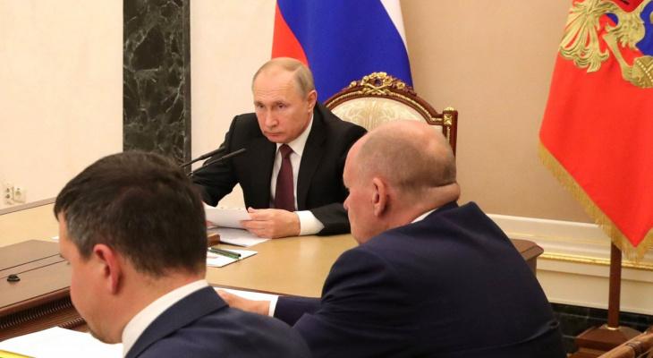 Министр спорта отчитался Путину о Всероссийской спартакиаде инвалидов в Йошкар-Оле