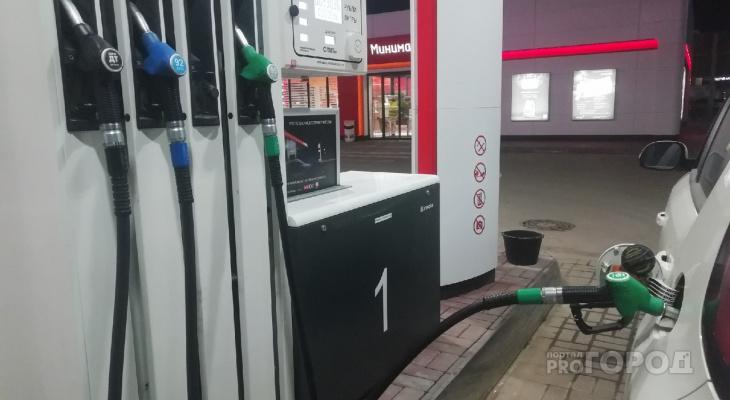 Татарстан и Марий Эл: где дороже топливо?