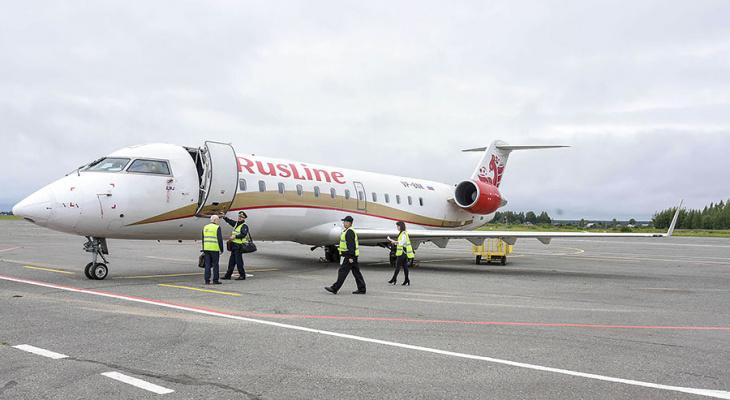 Йошкар-олинский аэропорт получит статус городского аэродрома