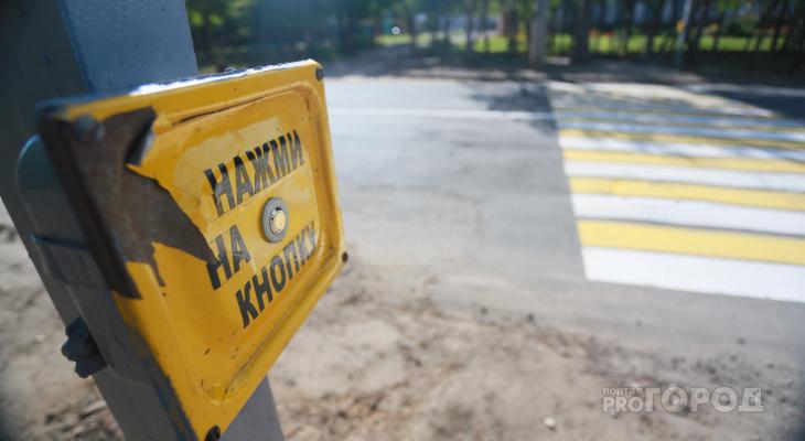 Переломал позвоночник: в Марий Эл водитель «Весты» сшиб 19-летнего парня на переходе