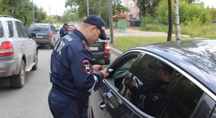 Внимание автомобилистам: сегодня в Йошкар-Оле состоится рейд