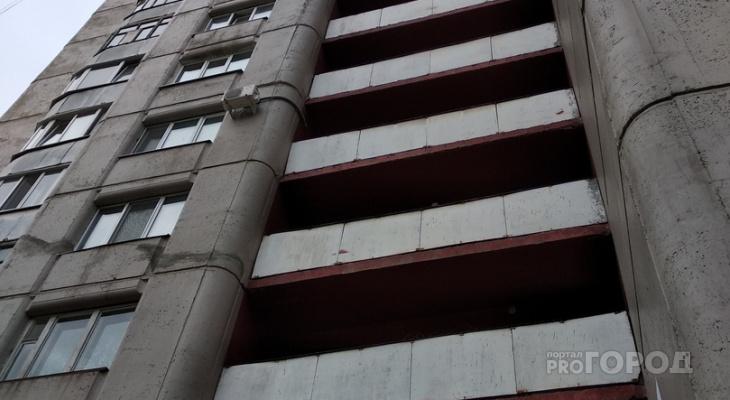Родные йошкаролинца, выпавшего из окна, не верят в несчастный случай