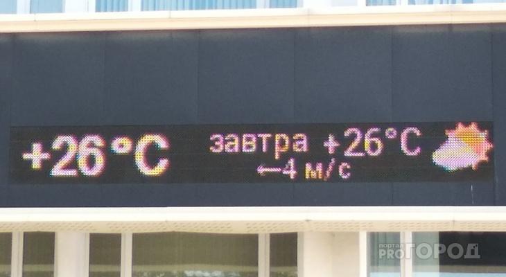 Свыше 30 градусов: синоптики предвещают возвращение жары в Марий Эл