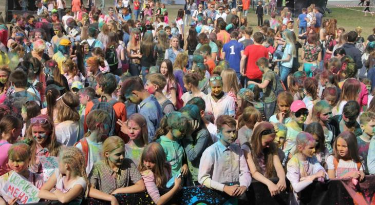 В выходные йошкаролинцы смогут посетить Фестиваль красок и «Город Солнца»