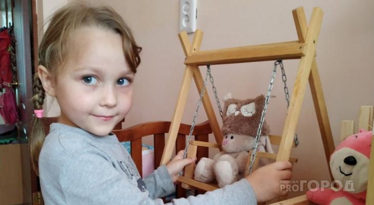 """""""Я хочу найти семью"""": шестилетняя малышка надеется вновь обрести новую семью"""