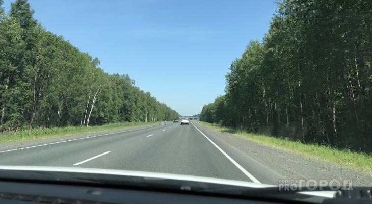 Три километра за миллионы: объездную на Казанский тракт в Марий Эл отремонтируют