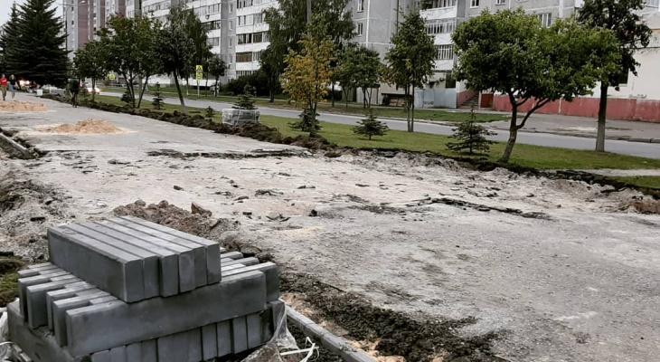 Началась реконструкция бульвара Чавайна в Йошкар-Оле: чего ждать горожанам
