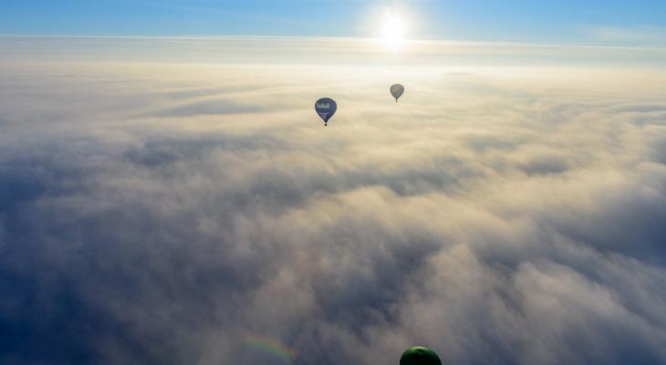 Среди лучших пилотов России воздушных шаров признали йошкаролинца