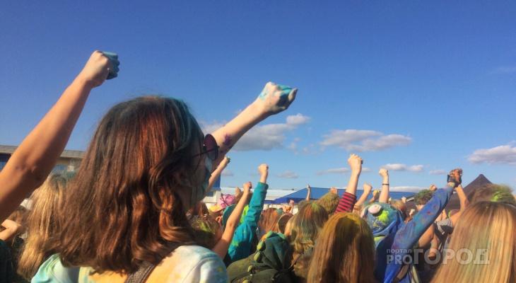 Йошкаролинец о фестивале красок: «Подростки позволяют себе слишком многое»