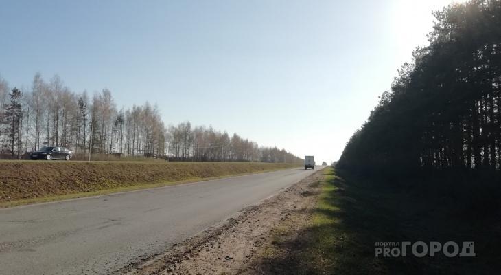 На ремонт Сернурского тракта в Марий Эл потратят 42 миллиона рублей