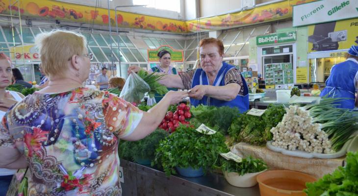 Где в Йошкар-Оле купить овощи без ГМО?