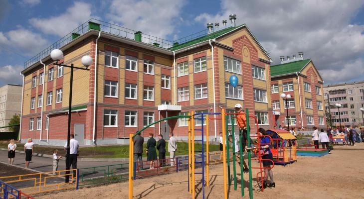 В Марий Эл появился новый детский сад с яслями