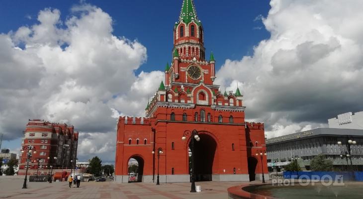 Йошкар-Ола попала в рейтинг безопасных городов России