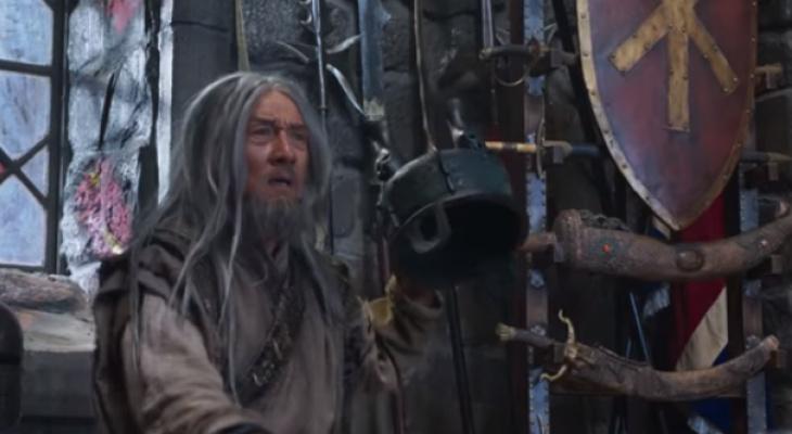 Павел Воля и Джеки Чан снялись в новом фильме, который могут посмотреть йошкаролинцы