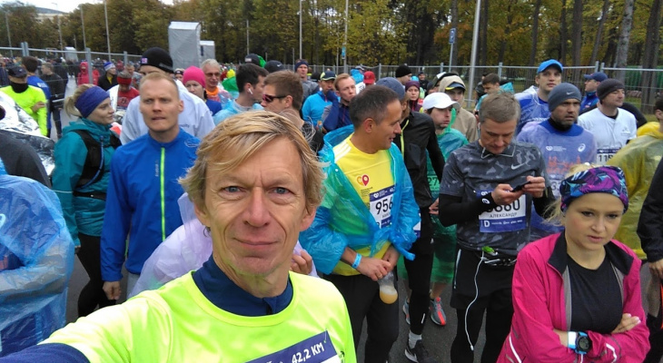 Йошкаролинец рассказал про участие в международном марафоне