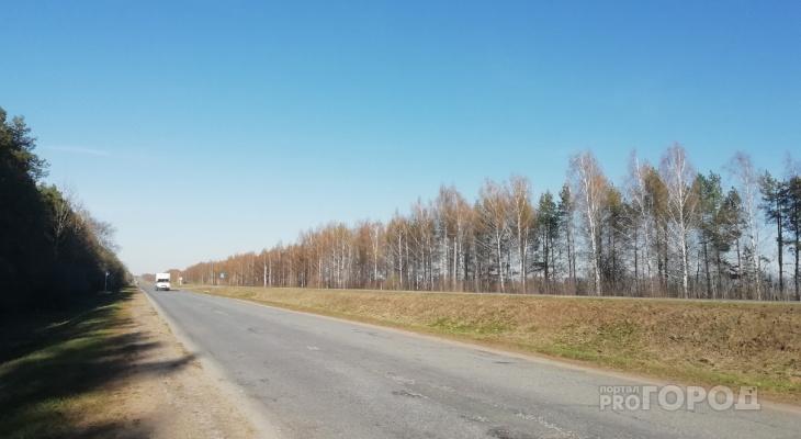 Сернурский тракт в Марий Эл сделают светлее за миллион рублей