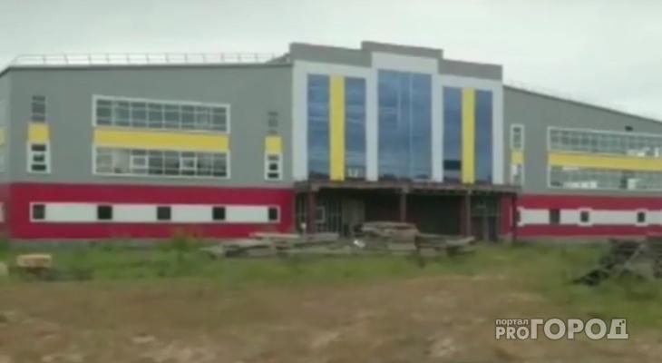 Строительство ФОКа в Приволжском завершат в кратчайшие сроки