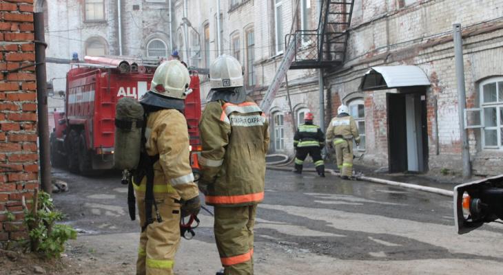 Появились подробности пожара на кухне, где пострадали трое жителей Марий Эл