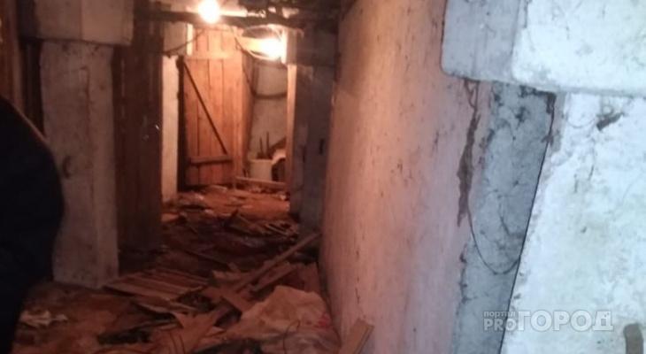 «Мы живем в каком-то аду»: подвалы в жилых домах Марий Эл выглядят, как в фильме ужасов