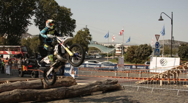 Мотогонщик из Йошкар-Олы взял «бронзу» на соревнованиях в Грузии