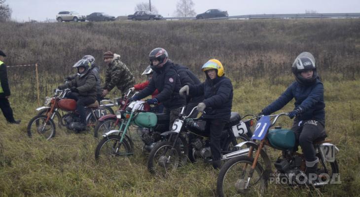В Марий Эл вспыхнул огонь соревнований: юные мотоспортсмены поборолись за кубок