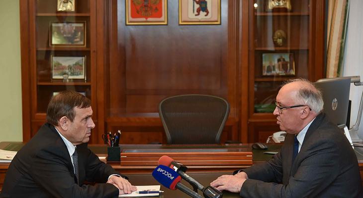 План ускоренного развития Марий Эл согласуют в Москве
