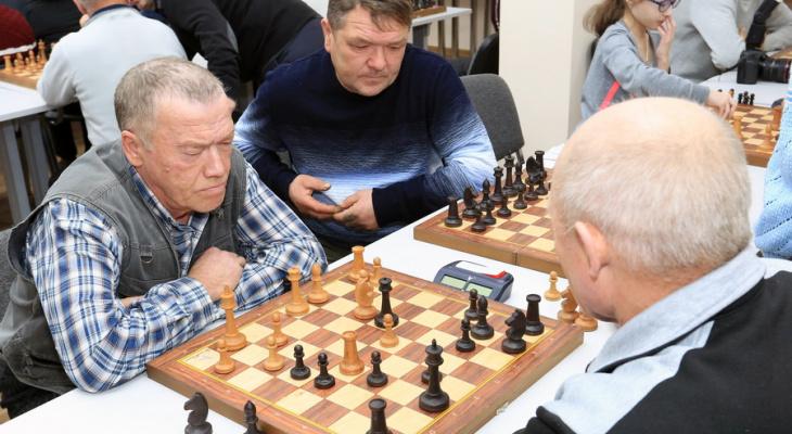 Первенство Региональной организации Всероссийского общества инвалидов Республики Марий Эл по шахматам