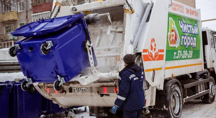 Власти изменят правила расчета тарифа на вывоз мусора