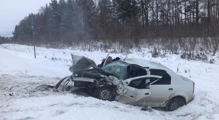 ДТП с Газелью и Renault на Казанском тракте в Марий Эл: известны причины произошедшего