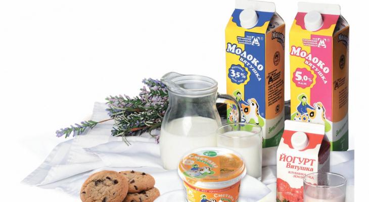 Молоко, сметана и йогурты вошедшие в сотню лучших товаров России