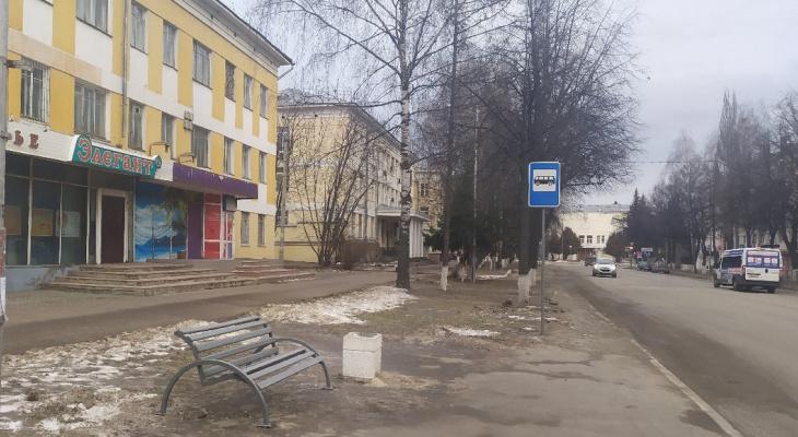 Йошкаролинцы недовольны благоустройством остановки на Гагарина