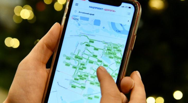 Жители Марий Эл могут поставить «лайк» отремонтированным дорогам