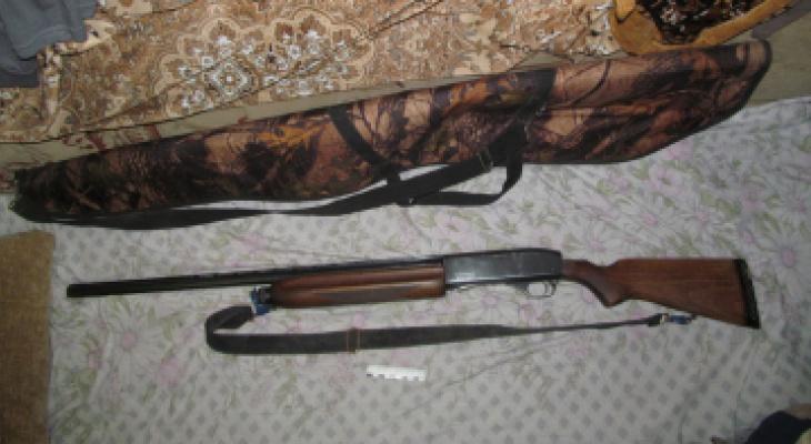 Йошкаролинец переделал пневматику в «огнестрел» и изготовил к нему патроны